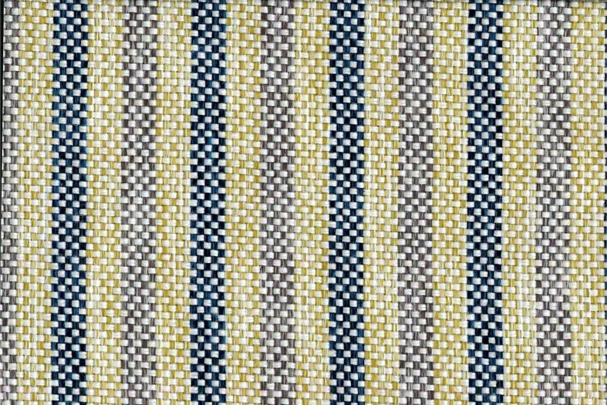 BROCHIER Home decor textile - Interior Design Fabric J3128 ARIETE 001 Limone
