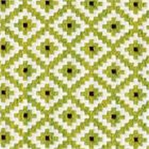 BROCHIER Home decor textile - Interior Design Fabric J3152 CORTE 001 Lime