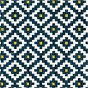 BROCHIER Home decor textile - Interior Design Fabric J3152 CORTE 002 Pavone
