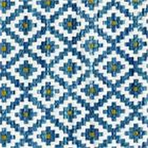 BROCHIER Home decor textile - Interior Design Fabric J3152 CORTE 003 Turchese