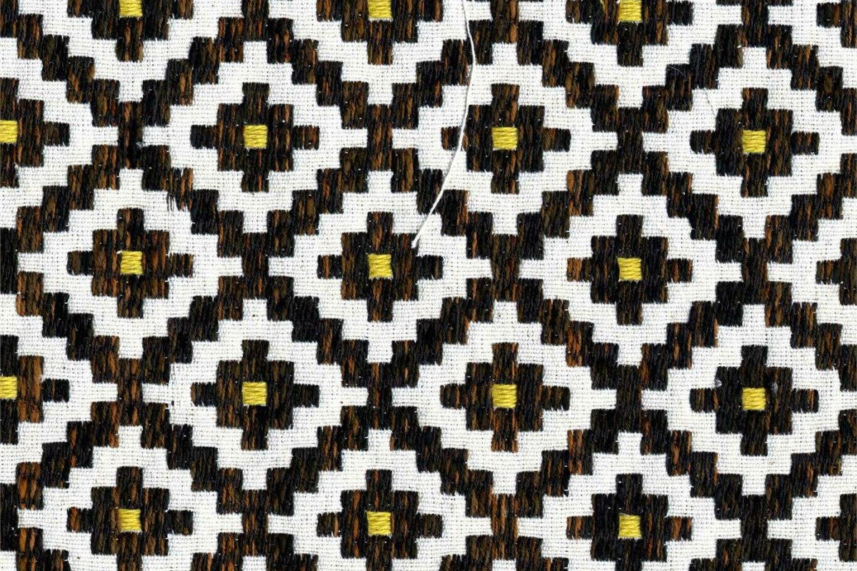 BROCHIER Home decor textile - Interior Design Fabric J3152 CORTE 008 Cuoio