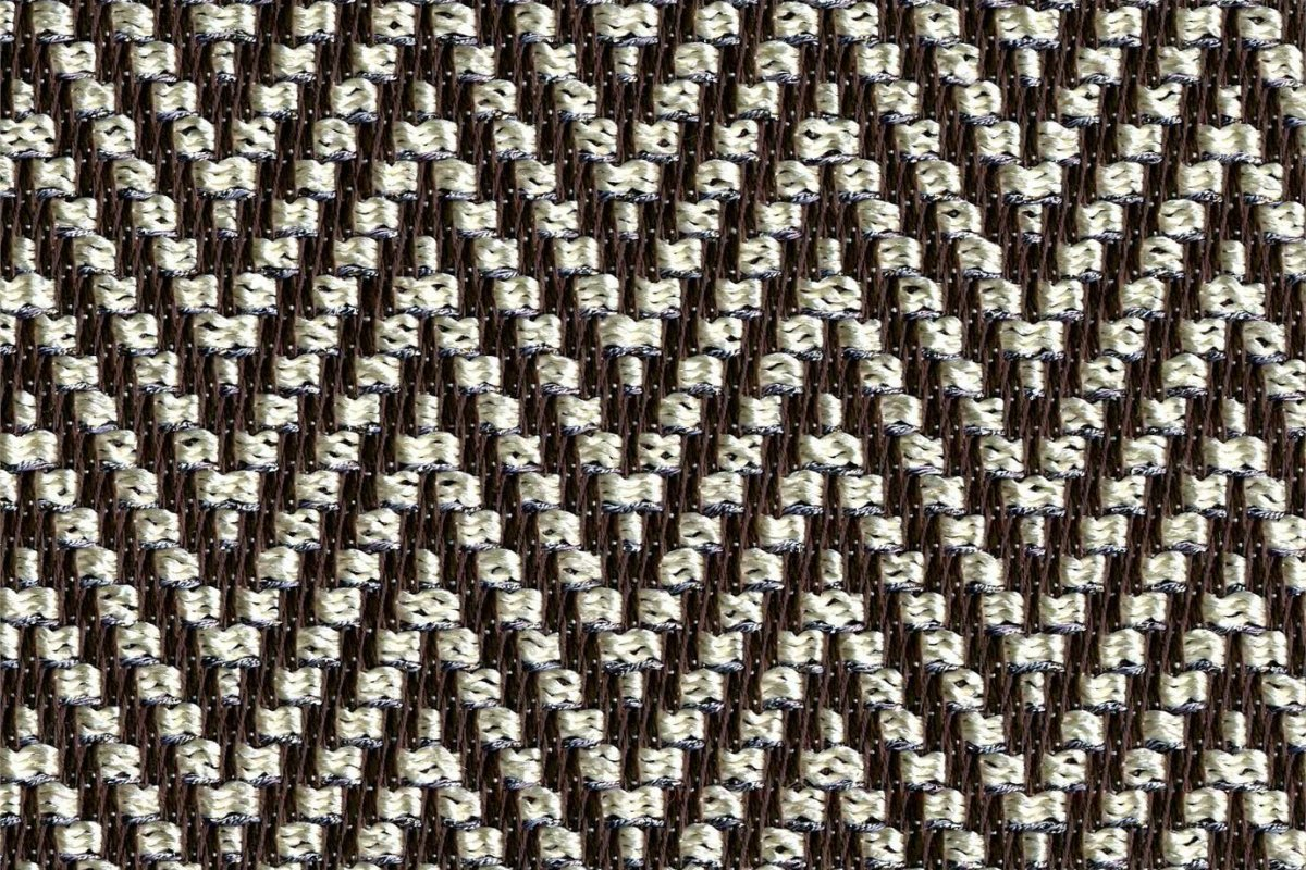 BROCHIER Home decor textile - Interior Design Fabric J3153 SCETTRO 001 Tortora