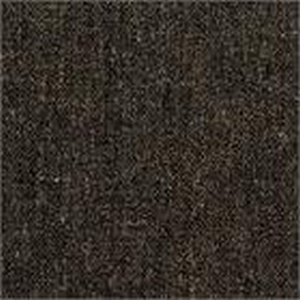 BROCHIER Home decor textile - Interior Design Fabric J3154 REAME 007 Ebano