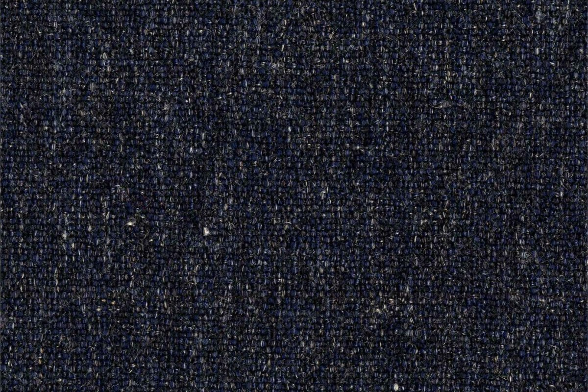 BROCHIER Home decor textile - Interior Design Fabric J3154 REAME 010 Blu