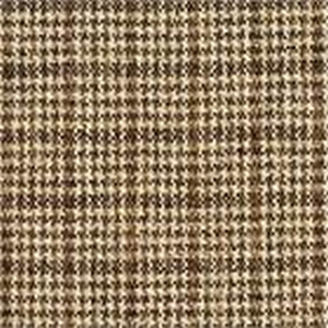 BROCHIER Home decor textile - Interior Design Fabric J3155 FORTEZZA 005 Ebano