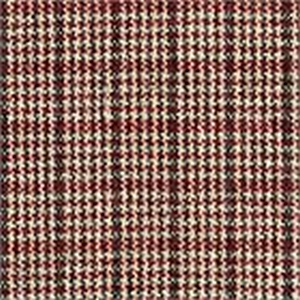 BROCHIER Home decor textile - Interior Design Fabric J3155 FORTEZZA 008 Fuoco