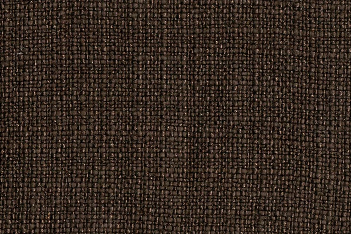 BROCHIER Home decor textile - Interior Design Fabric J3157 CAVALIERE 006 Ebano