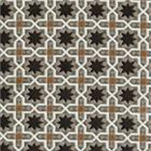 BROCHIER Home decor textile - Interior Design Fabric J3266 ANDROMEDA 001 Deserto