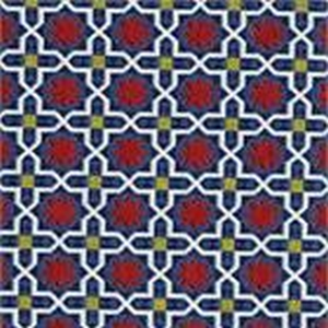 J3266 ANDROMEDA 004 Blu home decoration fabric