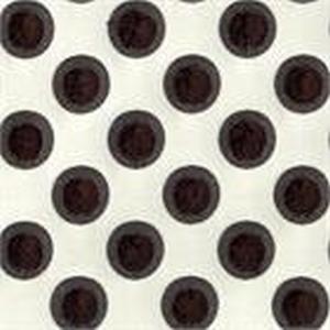 BROCHIER Home decor textile - Interior Design Fabric J3435 PUFFO 002 Terra