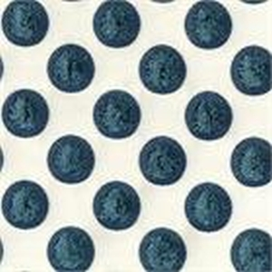 BROCHIER - Interior Design Fabric - Home Textile J3435 PUFFO 004 Pavone