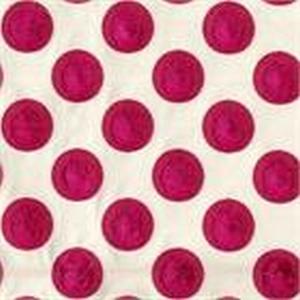 BROCHIER Home decor textile - Interior Design Fabric J3435 PUFFO 006 Fuxia