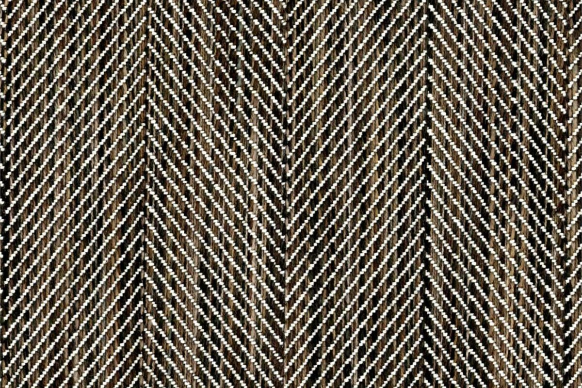 BROCHIER Home decor textile - Interior Design Fabric J3442 SPIGA 002 Terra