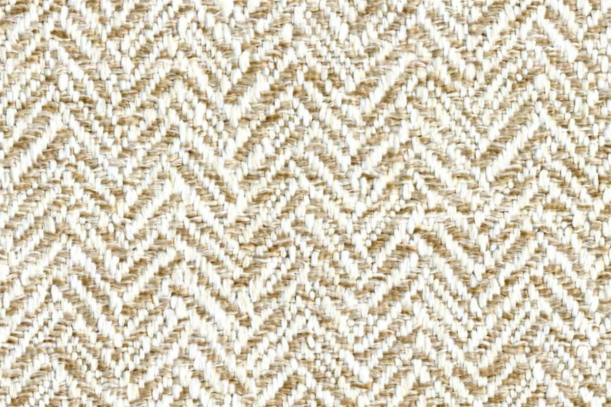 BROCHIER Home decor textile - Interior Design Fabric J3492 SPRITZ 002 Naturale