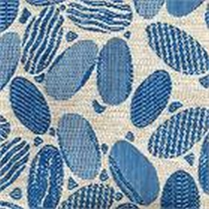 BROCHIER - Interior Design Fabric - Home Textile J3493 MARGARITA 004 Acqua