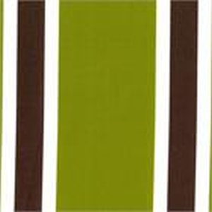 BROCHIER Home decor textile - Interior Design Fabric J3515 TRONO 003 Lime