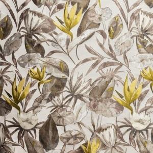 J3540 MORGANA 002 Tortora home decoration fabric