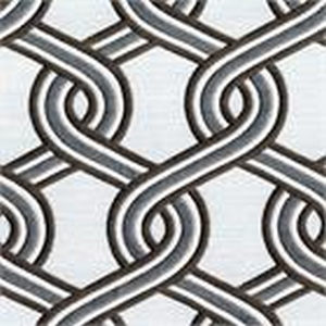 BROCHIER Home decor textile - Interior Design Fabric J3666 NASTRO 001 Sabbia