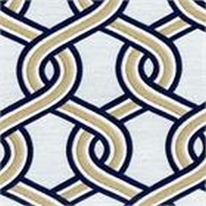 BROCHIER - Interior Design Fabric - Home Textile J3666 NASTRO 003 Oceano