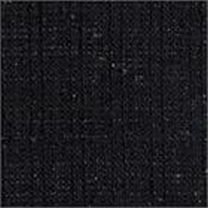 BROCHIER - Interior Design Fabric - Home Textile J3668UNI TRIBECA 001 Bianca/nera