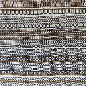 BROCHIER - Interior Design Fabric - Home Textile J3794 GRECA 001 Senape
