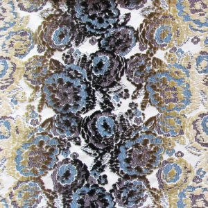 BROCHIER - Interior Design Fabric - Home Textile J3812 MIMETIC FLOWER 003 Vinaccia