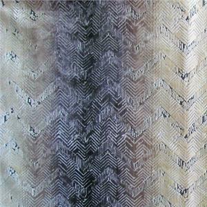 Tissu d'ameublement J3813 OMBRÈ SAFARI 002 Nera