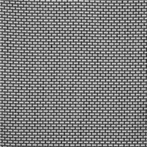 J4044 NADIR 001 Bianco nero home decoration fabric