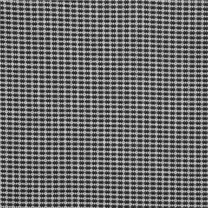 Tessuto per arredamento J4045 ZENIT BCO NE 002 Nero lucido