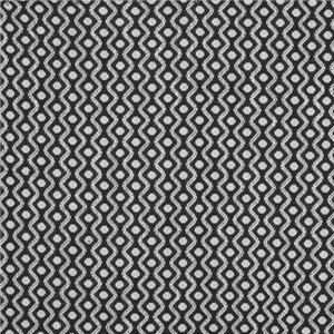 J4048 BOA BCO NE 001 Bianco nero home decoration fabric