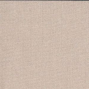 BROCHIER Home decor textile - Interior Design Fabric TF0965 TUUL 032 Sabbia
