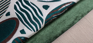 BROCHIER - FUTURA luxury home textiles collection