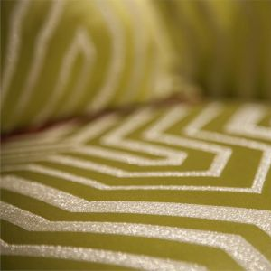 BROCHIER Home decor textile - Interior Design Fabric J2970 KATHERINE 002 Aloe in situation